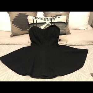 Silence and Noise Sweetheart Dress